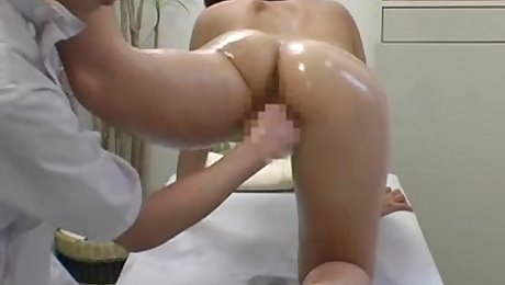 Japanese fake massage 6